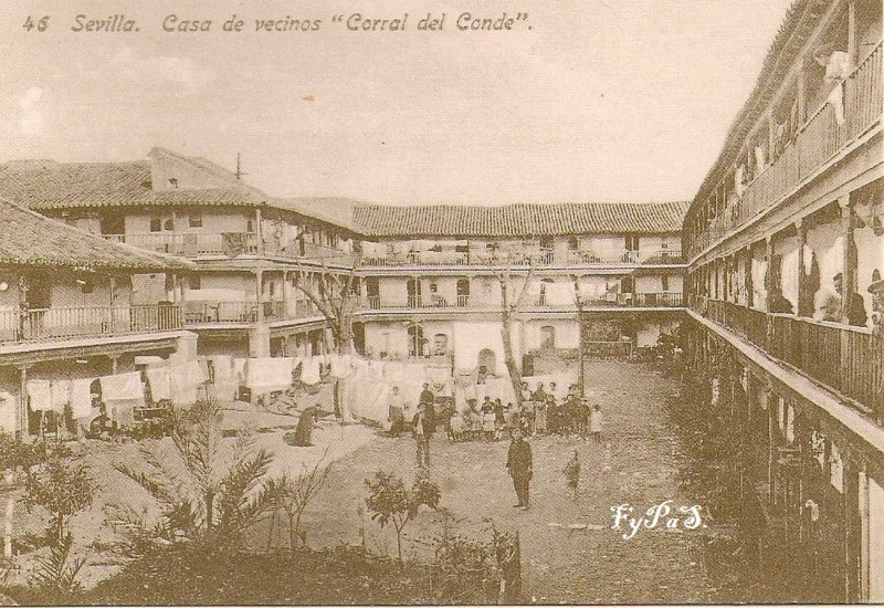 Corral del Conde - 1902