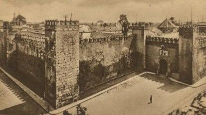 Muralla de Sevilla